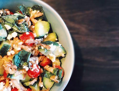 Tomcado Salad